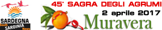 La Sagra degli Agrumi 2017 Città di Muravera - 45 edizione